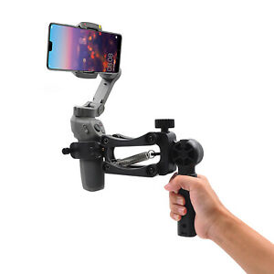 Handheld Gimbal Stabilizer Four-Axis Shock Absorber for Osmo Mobile 3 4 BEU