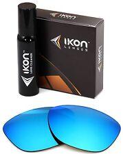 Polarized IKON Iridium Replacement Lenses For Oakley Jupiter LX Ice Blue Mirror