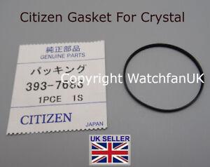 CITIZEN  CRYSTAL GASKET Part No 393-7683 Fits 3740-E70014 3745-E70031
