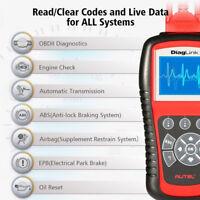 Autel DiagLink Auto OBD2 EOBD Scan Tool Diagnostica per veicoli EPB OLS Reset