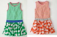 Mini Boden Sleeve 100% Cotton Dresses (2-16 Years) for Girls