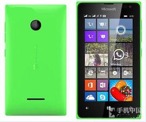 """Original Unlocked Microsoft Nokia Lumia 435 Dual Sim 4"""" 3G 8GB Wifi Windows"""