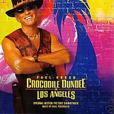 Crocodile Dundee In Los Angeles-2001-Original Movie Soundtrack- CD