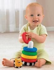 Fisher Price Winnie Pooh Puuh Babypyramide Stapelringe N4511
