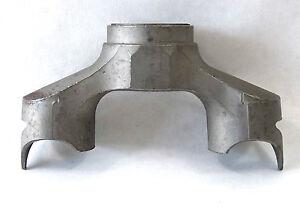 Cinelli Bicycle Frame track Fork Crown Sloping 22mm Pista Round Blades NOS