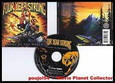 """FOUR YEAR STRONG """"Enemy of the World"""" (CD) 2009"""