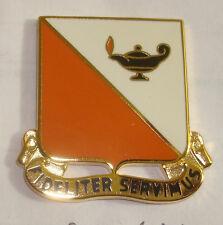 UNIT CREST,DI, 15TH SIGNAL BRIGADE, S-38 HALL MARK
