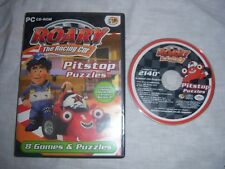 Roary The Racing Car Games & Puzzles PC cd-rom