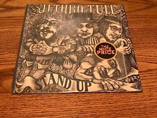 JETHRO TULL ~ STAND UP ~ LP STILL IN THE ORIGINAL SHRINK WRAP!  1986