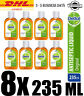 8X 235 ML DETTOL ANTISEPTIC DISINFECTANT ALL-PURPOSE Cleaner + FREE DHL Shipping