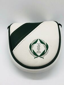 Muirfield Village Golf Club Leather Magnetic Mallet Putter Headcover Member Only