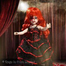 * larmes de sang * living dead dolls series 33-moulin morgue (27cm)