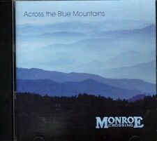 Across the Blue Mountains ~ Monroe Crossing ~ Bluegrass ~ CD ~ Used VG