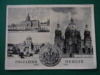 Ansichtskarte 700 Jahre Berlin - 01483