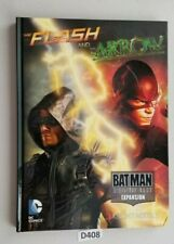 Knight Models Batman Mini Game Flash & the Arrow Rulebook 2016 HC No Model