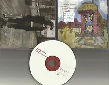 VICTORIA WILLIAMS Train Song PROMO DJ CD single USA 1998 w/ ADVERTISING STICKER