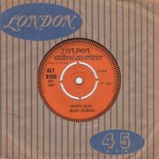 Marv Johnson Happy Days London Demo HLT 9265 Soul Northern Reggae