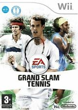 Grand Slam Tennis WII Neuf Et Scellé, UK version