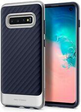 Spigen Neo Hybrid Samsung Galaxy S10 Case - Arctic Silver New Gift Accessory