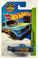 2015 Hot Wheels 1/450 Limited Factory Sealed VHTF #214 '63 STUDEBAKER CHAMP