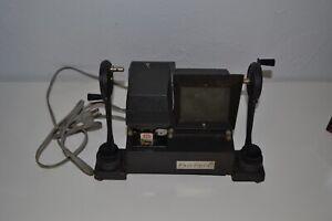 Vintage Mansfield Fairfield Model 650 8mm Movie Film Reviewer Editor