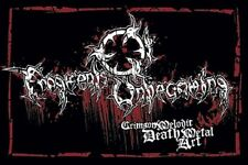 FRAGMENTS OF UNBECOMING - PVC Sticker / Aufkleber- Death Metal Art - SMALL