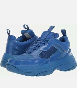 Calvin Klein Jeans Mens Marvin Sz 11M Fashion Sneakers Shoes MSRP $159