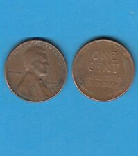 USA ETATS-UNIS 1 CENT Lincoln Copper coin 1957 Denver Exemplaire N° 3