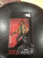 "Finn Jakku Black Series Action Figure 6"" Scale Star Wars Force Awakens"