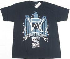 NWT NEW Mens Rocawear T-Shirt Ever Upward Graphic Print Tee Navy Urban Sz L N120