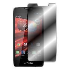 LOT 2 Clear Screen Protector LCD Verizon Motorola Droid Razr HD XT926 Fighter