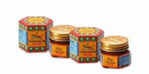 2 packs X Tiger Balm Red Ointment Super Strength Pain Relief Balm 21ml FREE SHIP