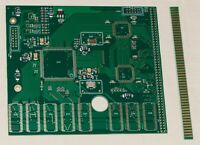 New Amiga GBA1000 RTG Graphics Card Picasso II PCB ENIG Most Passives v3.3