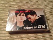 EVERYTHING BUT THE GIRL CASSETTE TAPE GERMANY HOME MOVIES SEALED INDIE POP