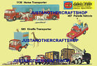 Corgi Toys Chipperfields Circus 487 503 1130 Poster A3 Size Leaflet Shop Sign