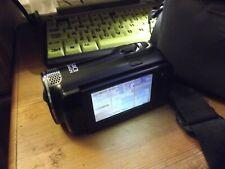 Samsung SMX-F50 Camcorder - Black