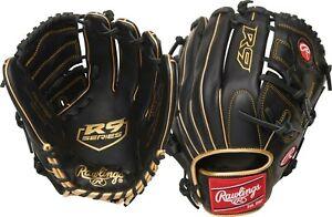 "Rawlings R9 Gold Glove 12"" Baseball Glove R9206-9BG"