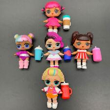 Lot 5X LOL Surprise Dolls(Random) with Random Dress Shoes Bottle Girl's Gift CA