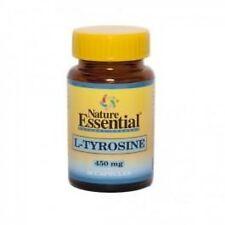 L-Tyrosina LTirosina 450 mg 50 capsulas NATURE ESSENTIAL