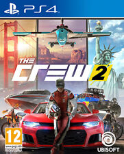 The Crew 2 (Guida / Racing) PS4 Playstation 4 UBISOFT