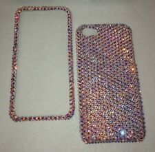 CRYSTAL RARE 100% AB CASE COVER FOR  IPHONE 8s 8 4.7 Made W/ SWAROVSKI ELEMENTS