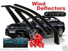 BMW Seria 5 f10 4D 2010 - 2015 SALOON / SEDAN  Wind deflectors 4.pc  HEKO  11148