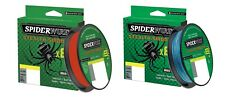 Spiderwire Stealth Smooth 8 Camo Braid 300m Line Red or Blue Fishing