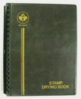 UNITRADE : UNI-SAFE STAMP DRYING BOOK  - NEW UNUSED - FREE SHIPPING      #UA-DB
