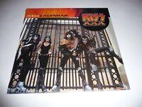 Kiss - 2004 Calendar (Danilo) SEALED