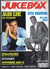▬►JUKEBOX Magazine N°66 - 1993  Julien CLERC - Otis REDDING - CREAM - STRANGLERS