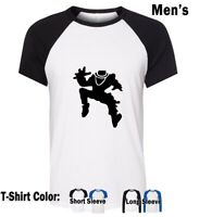 Cartoon Operation ivy guy Graphic Tee Boy's Men's T-Shirt Tops
