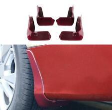 For Honda Accord 2018 2019 2020 RED Mud Flap Flaps Splash Guards Mudguards 4PCS