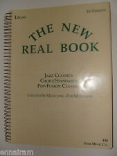 Eb E flat Version The New Real Book Legal Fake Book Jazz Classics Standards Pop