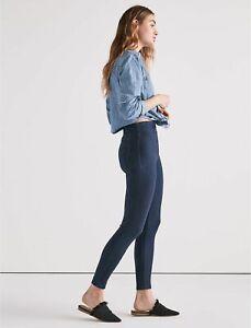 Lucky Brand Women's Lucky Legging Jeans Size XS NWT Bridgeport Dark Wash